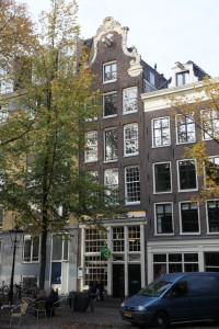 Leliegracht 60 (gerestaureerd door Stichting Diogenes in 1964/65, verkocht in 1982)